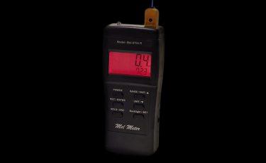 Digital EMF mätare - Mel Meter 8704