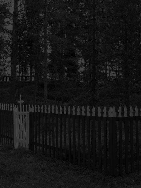 Spökjakt - Akamella Öde Kyrkogård