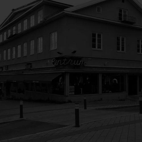 Spökjakt - Centrumhuset Kiruna