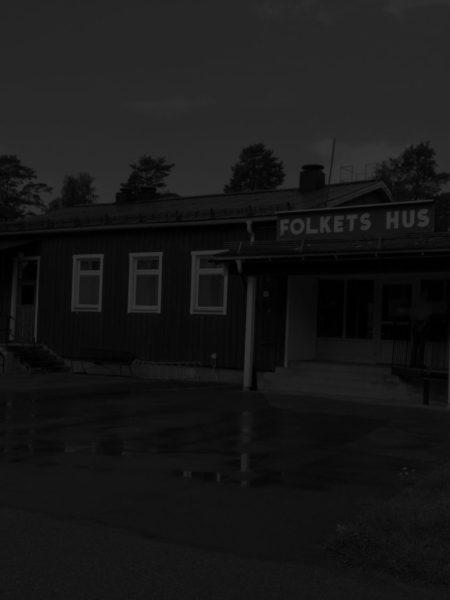 Spökjakt - Folkets Hus Nyhammar