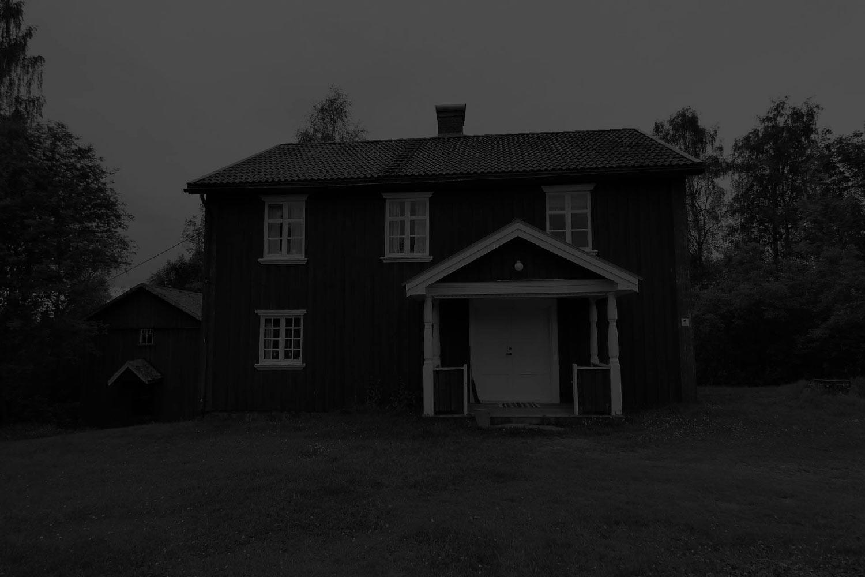 Spökjakt - Frammegården