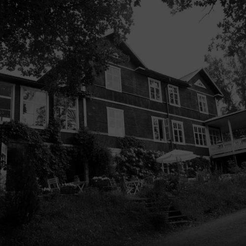 Spökjakt - Mörtfors Pensionat