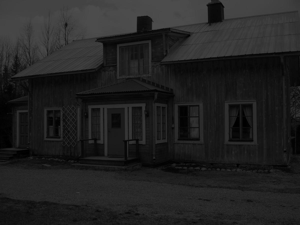 Borgvattnets Prästgård + LaxTon Ghost Sweden