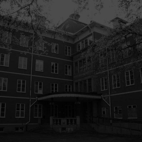 Spökjakt - Sandtrask Senatorium Kiruna