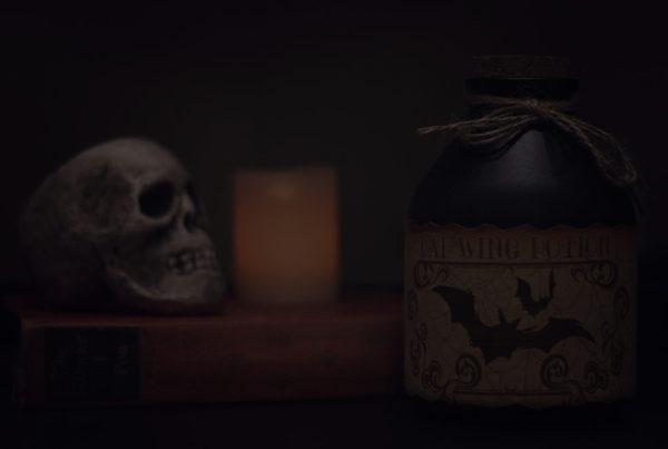 Spökhistorier från verkligheten - Dela din bästa spökhistoria