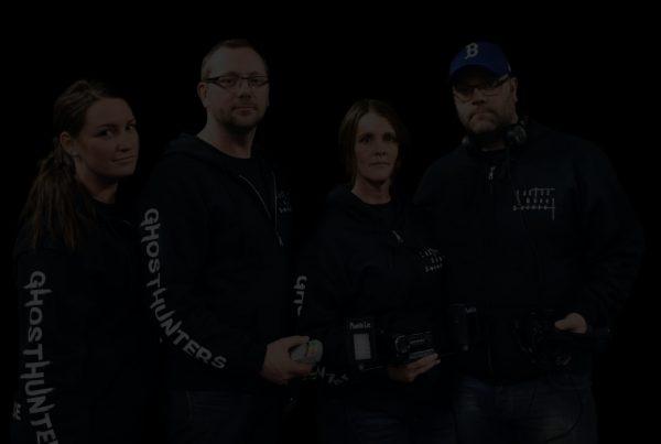 Spokjagare - Paranormala Utredare