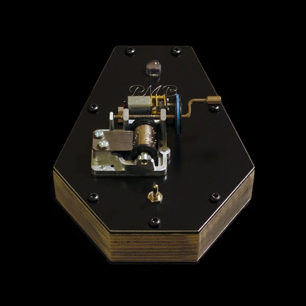 BMP - Paranormal Music Box framsida