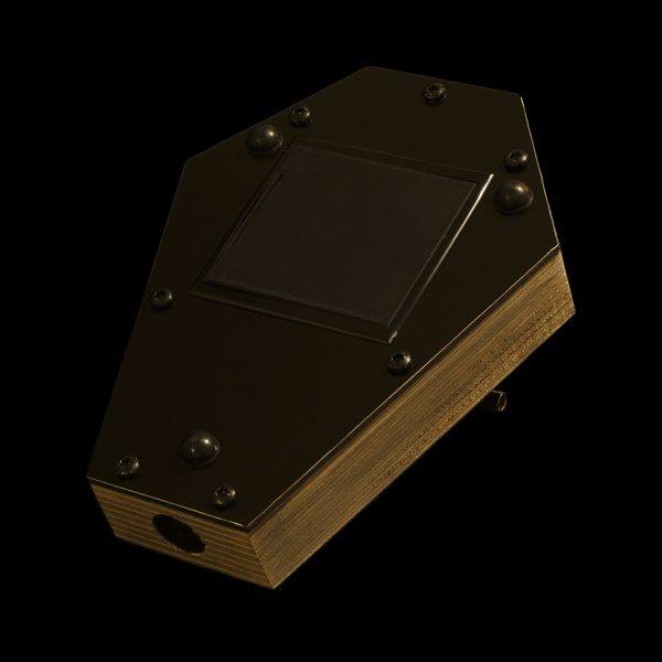 PMB - Paranormal Music Box baksida