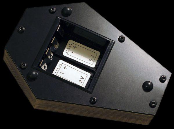 Paranormal Music Box (PMB) - Batteri