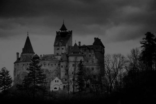 Spökjakt Transylvanien Rumänien