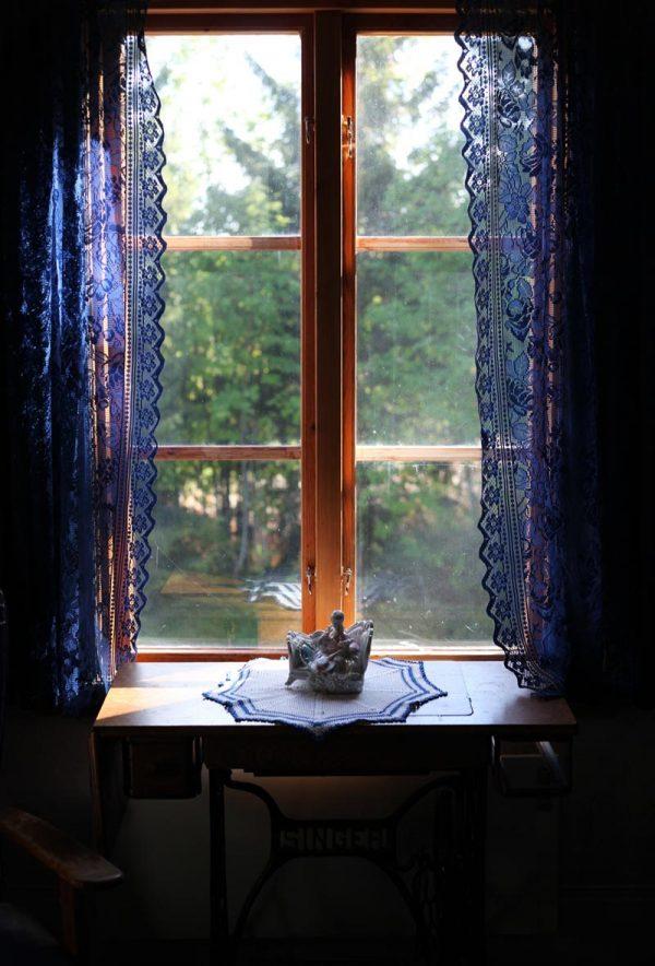 Blå Rummet - Borgvattnets Prästgard