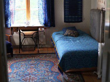 Blå Rummet - Borgvattnet Prästgård