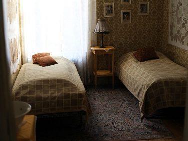 Gula Rummet - Borgvattnet Prästgård