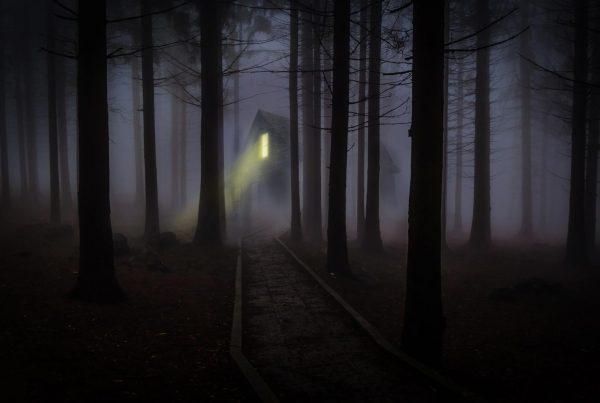 Spökjakt - Huset på Galgbacken