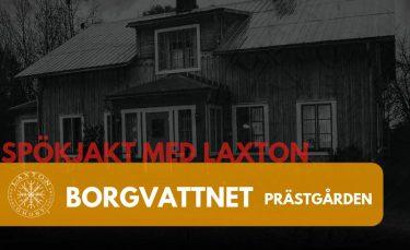 Spökjakt Borgvattnet LaxTon