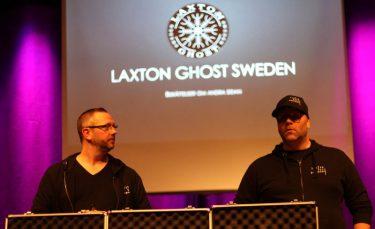 """Hör LaxTon berätta om livet som """"Spökjägare"""" och varför de utreder paranormal aktivitet på några av Sveriges mest hemsökta platser."""