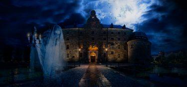 Örebro Slott Förelasning Laxton Ghost Sweden