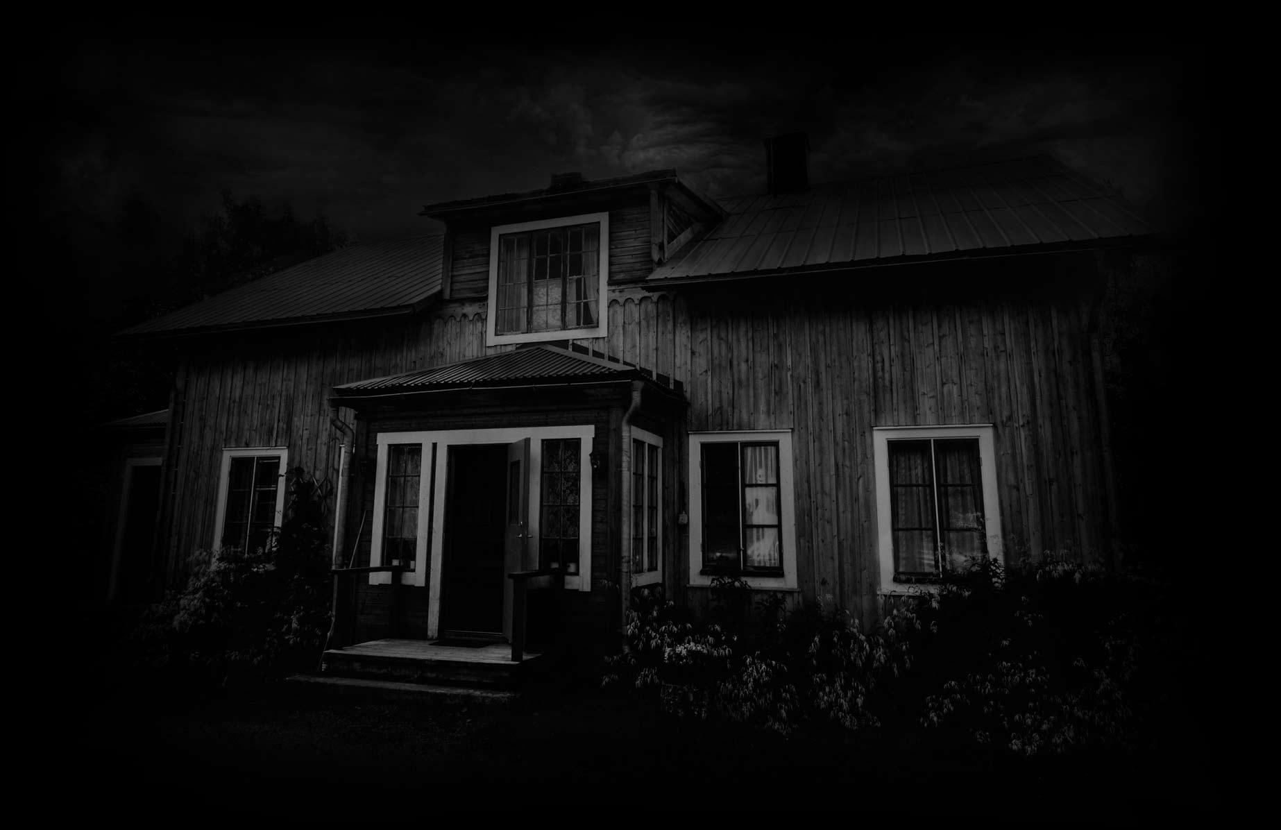 Spökhistorier Borgvattnet
