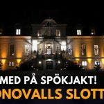 Kronovalls Slott Spökjakt LaxTon