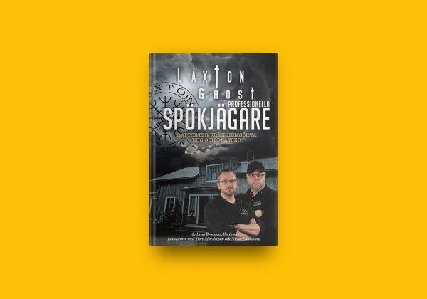 LaxTon Bok Signerad LaxTon Ghost ISBN 9789155266189