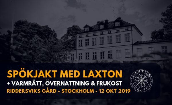Riddersviks Gård Laxton Event