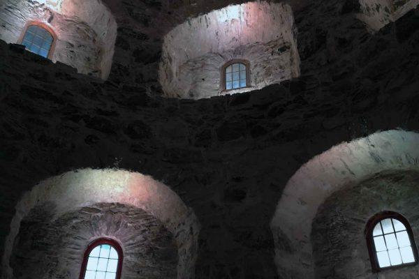 Spökjakt Bohus Fästning