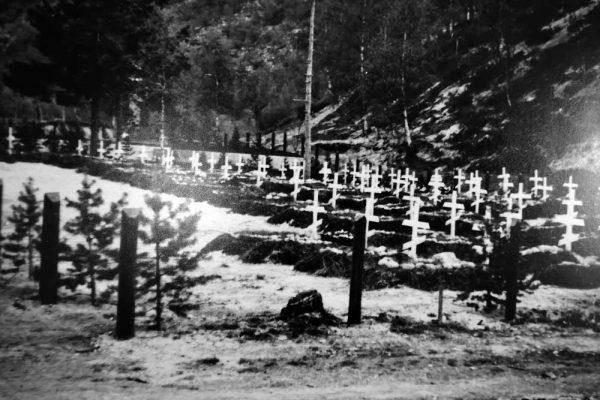 Krigskyrkogård Botn Saltdal Kommun