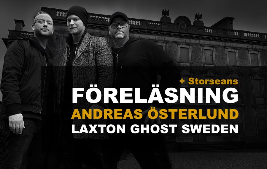 Föreläsning LaxTon + Medium Andreas Österlund