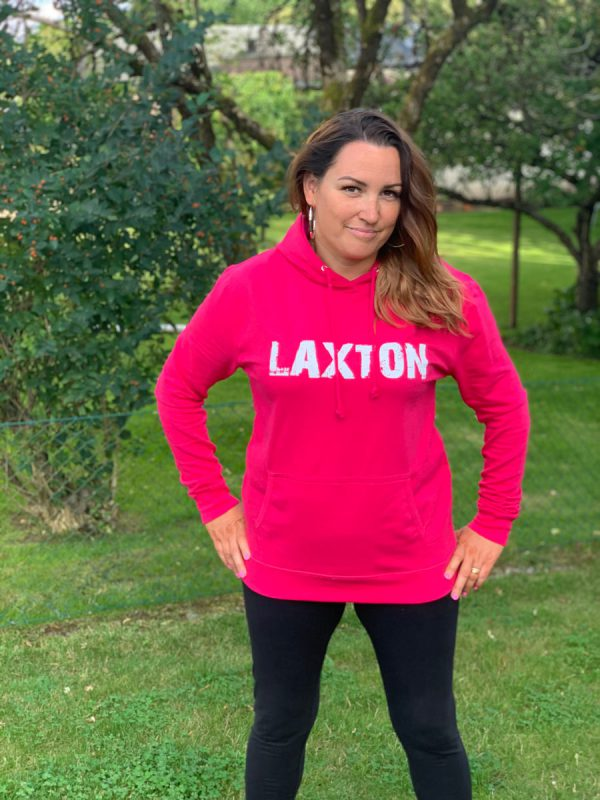 Rosa Hood LaxTon