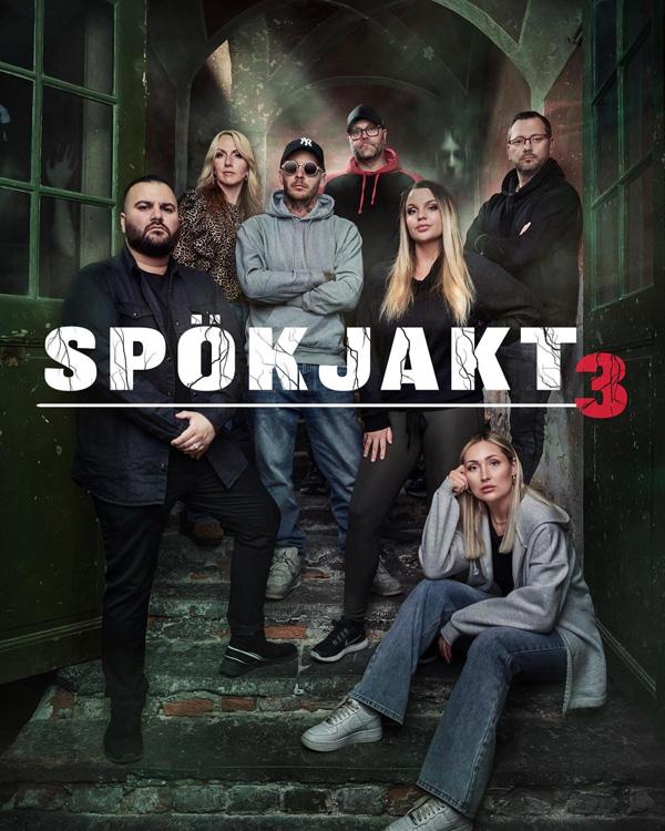 Spökjakt Säsong 3 Discovery Kanal 5 Jocke Jonna LaxTon