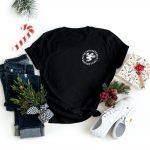 T-shirt Borgvattnet