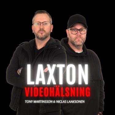 Videohälsning LaxTon