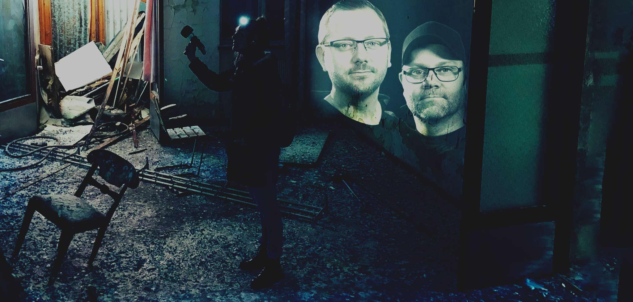 Spökjägarna – P1 Dokumentär om LaxTon