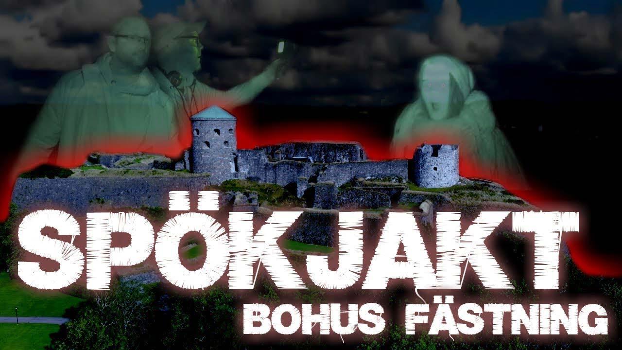 Spökjakt - Bohus Fästning