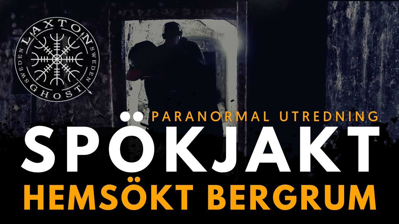 Spökjakt - Hemsökt Bergrum