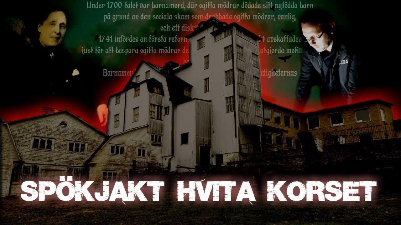 Spökjakt - Hvita Korset Älmhult Småland