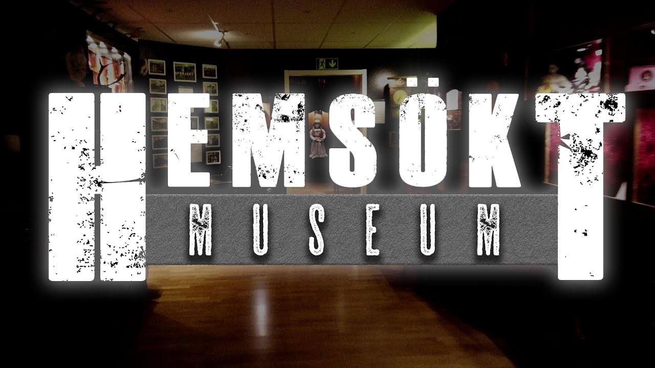 Spökjakt Hemsökt Museum LaxTon