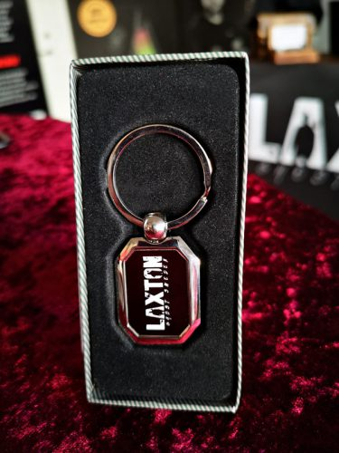 Nyckelring LaxTon Siluett