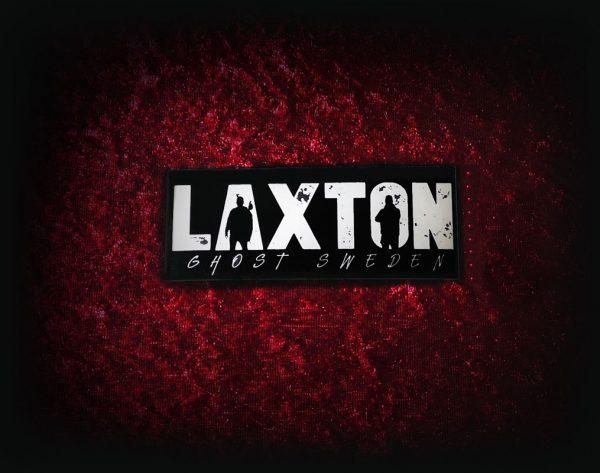 Siluett klistermärke LaxTon