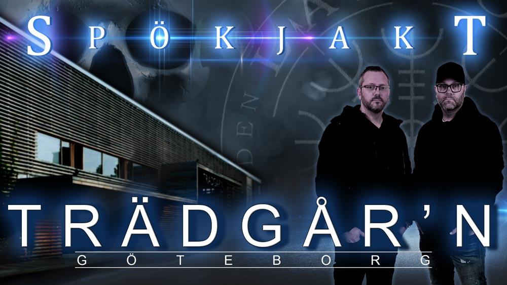Spökjakt Trädgår'n Göteborg - LaxTon Ghost