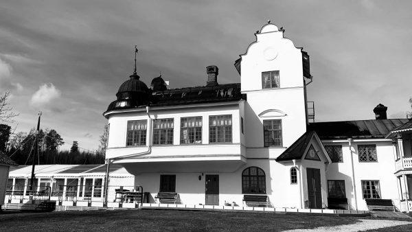 Verkö Slott - Verkön Storsjön Jämtland