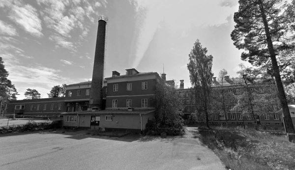 Sandträsk Sanatorium – Spökvandring LaxTon