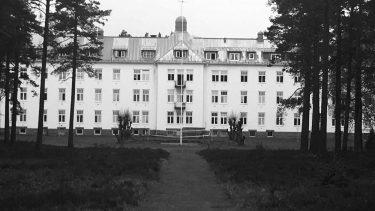 Moliljan Målilla Sanatorium Spökjakt LaxTon