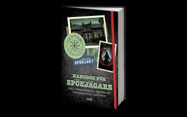 Handbok för Spökjägare - LaxTon Bok - SIGNERAD - ISBN 9789179750336